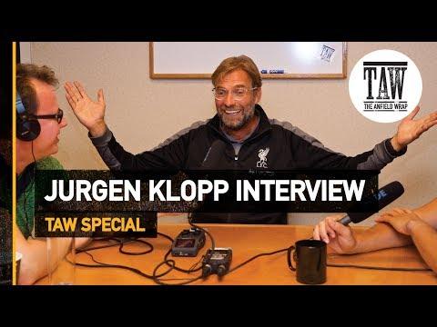 TAW Special Preview: Jürgen Klopp Interview