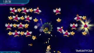 Chicken Invaders 5 - Chapters 1-3 - Full HD Action Video Game for Kids