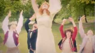 Florence + The Machine ft Calvin Harris - Say My Name (Official Video)