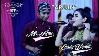 MR.ANU & LADDY WIJAYA cover ARJUN (Terbaru)