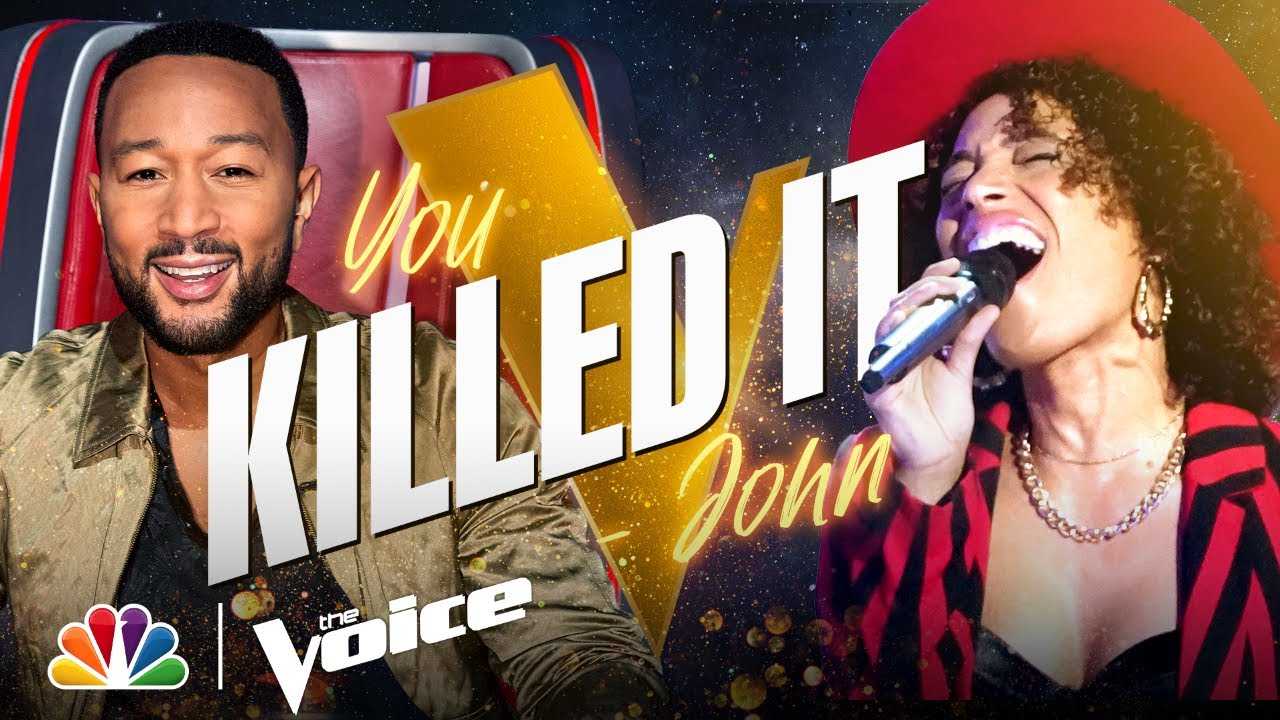 """Download Soulful Samara Brown Performs """"Sweet Thing"""" by Rufus and Chaka Khan   The Voice Blind Auditions 2021"""