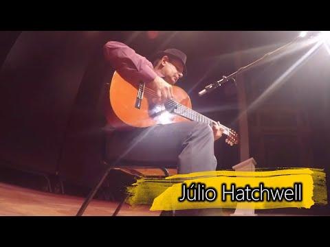 Escola de Samba no Violão Brazillian Fingerstyle - Júlio Hatchwell