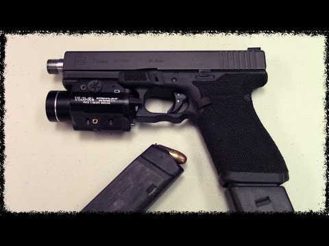 Glock 21 Setup