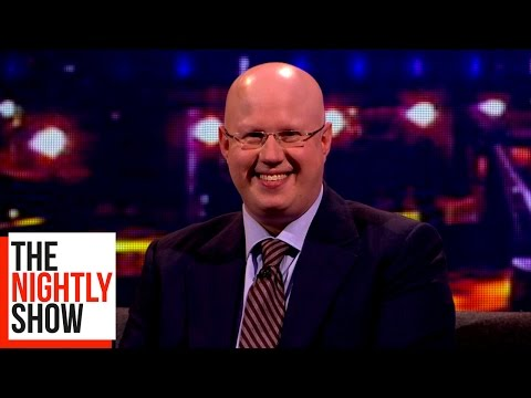 Matt Lucas Suggests Who the Next Dr Who Should Be