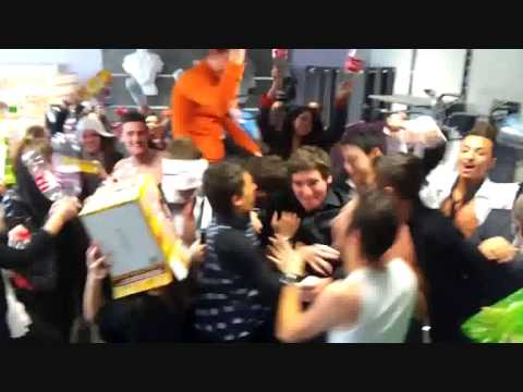 HARLEM SHAKE FRANCE ORT TOULOUSE (31) COMMERCE