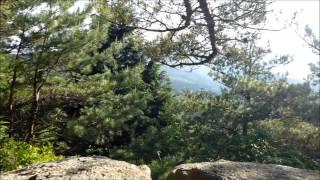 【日本のパワースポット】六甲山の御神体 六甲比命大善神 Spiritual spot in Mt. Rokko