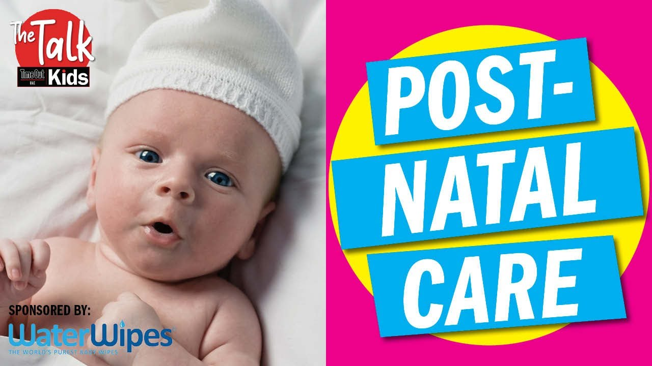 Advice on pre- and post-natal care during the pandemic – The Talk
