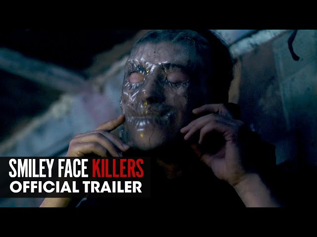 Smiley Face Killers (2020 Movie) Official Trailer - Ronen Rubinstein, Crispin Glover