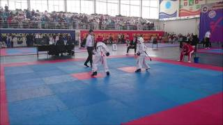 "Международный турнир ""Shymkent Open"" по Таэквон-до ITF (24-26.03.2017г.)"