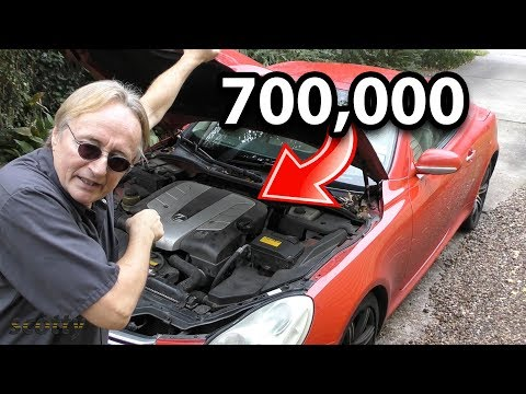 Here's What a Car with 700,000 Miles Looks Like