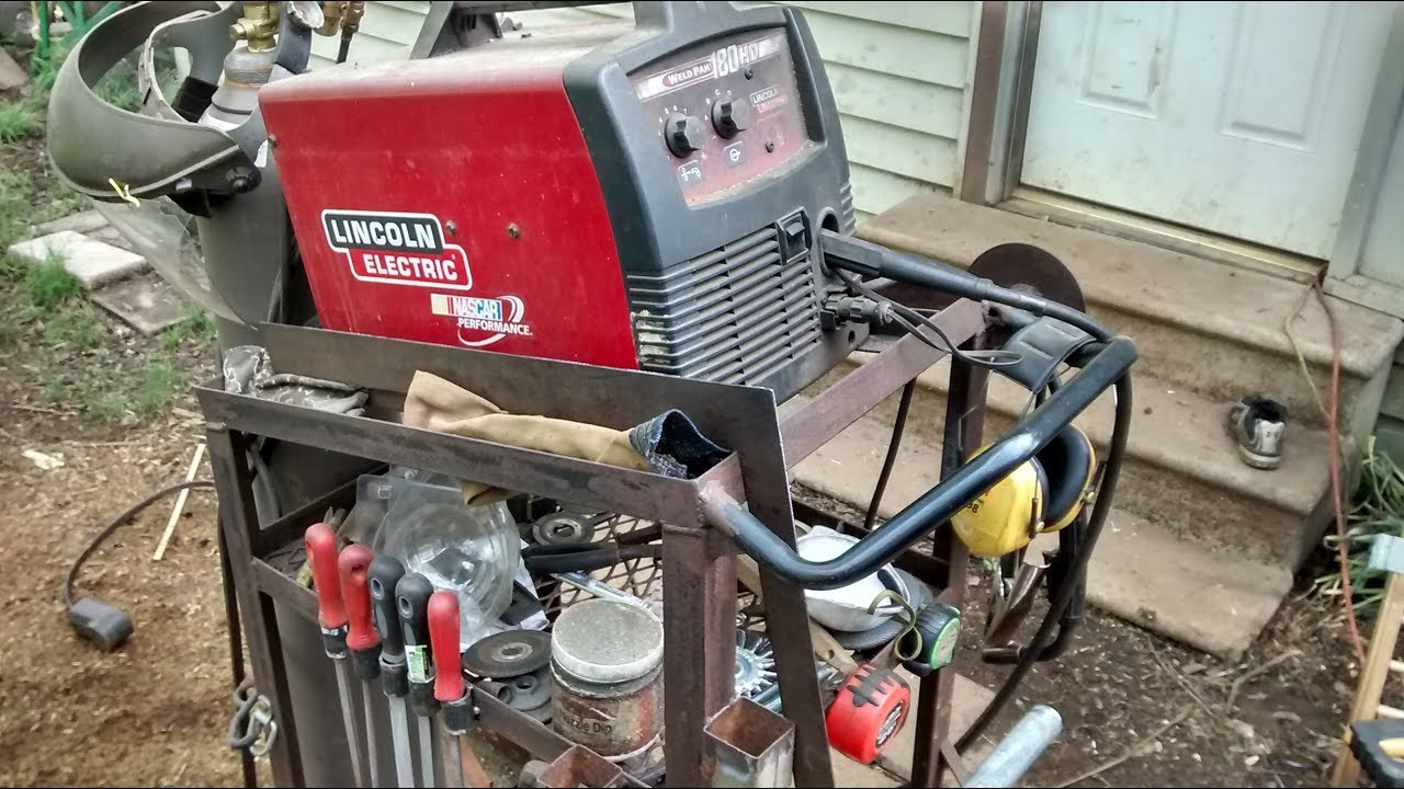 6+ Best Welding Carts for the Money (2019) - Reviews