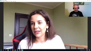 США 5267: Нутриционист (nutritionist) Кристина Сербова отвечает на вопросы о правильном питании