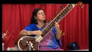 Sitar Recital by Sharmila Dutta - Sangeet Sudha at Srijan TV