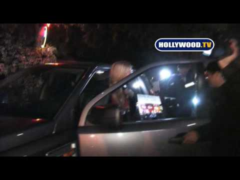 Jewel Signs Autographs At Chateau Marmont On Friday Night