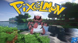 PIXELMON LUCKY BLOCKS?! - MINECRAFT PIXELMON - EPISODE 37 (1.10.2 MODDED SURVIVAL)