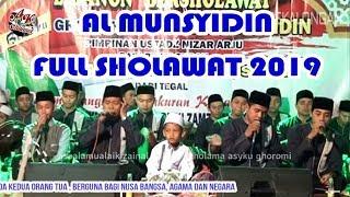 Full Sholawat Al Munsyidin 2019