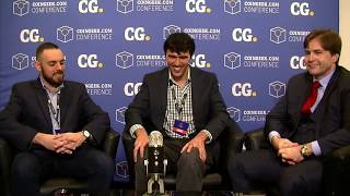 Live From CoinGeek Week Day 1 with Dr Craig Wright