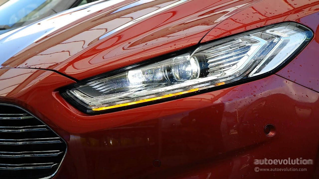2015 Ford Mondeo Sequential Led Turn Signal Indicators