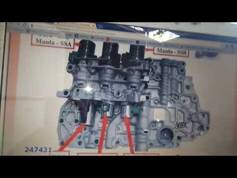 Ford Focus 2 проблема с АКПП / диагностика АКПП