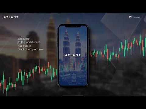 ATLANT - Как сделать депозит. Обзор Альфы. Баунти компания