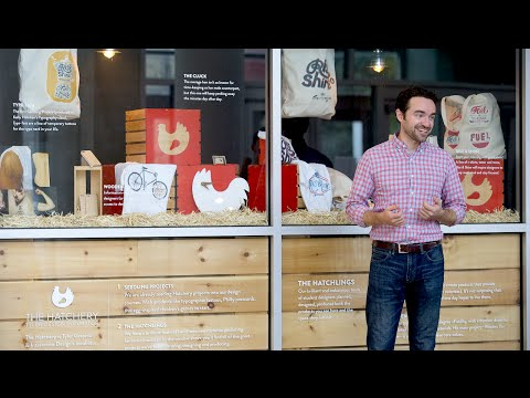 The Hatchery: A New Generation of Design Entrepreneurs