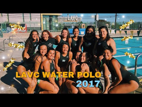 Los Angeles Valley College Women's Water Polo 2017