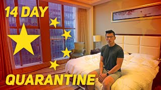 Hotel Quarantine in China A Day in the Life May 2021