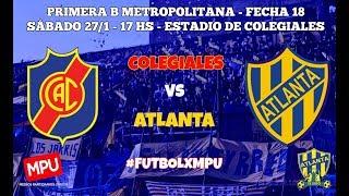 Colegiales vs Club Atletico Estudiantes full match