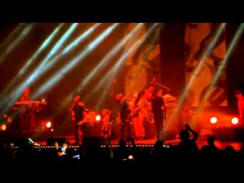 concert amiens zenith magic system  7 fevrier 2015