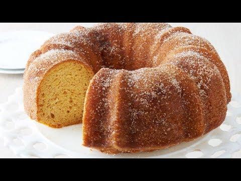 Apple Cider Doughnut Cake | Betty Crocker Recipe