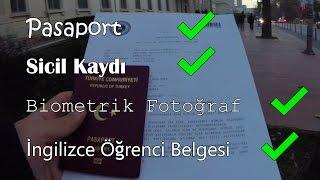 VLOG | Bedava pasaport nasıl alınır? Work and Travel için gereken belgeler nelerdir?