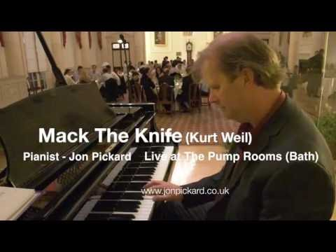 Mack The Knife (K. Weil), played by Jon Pickard