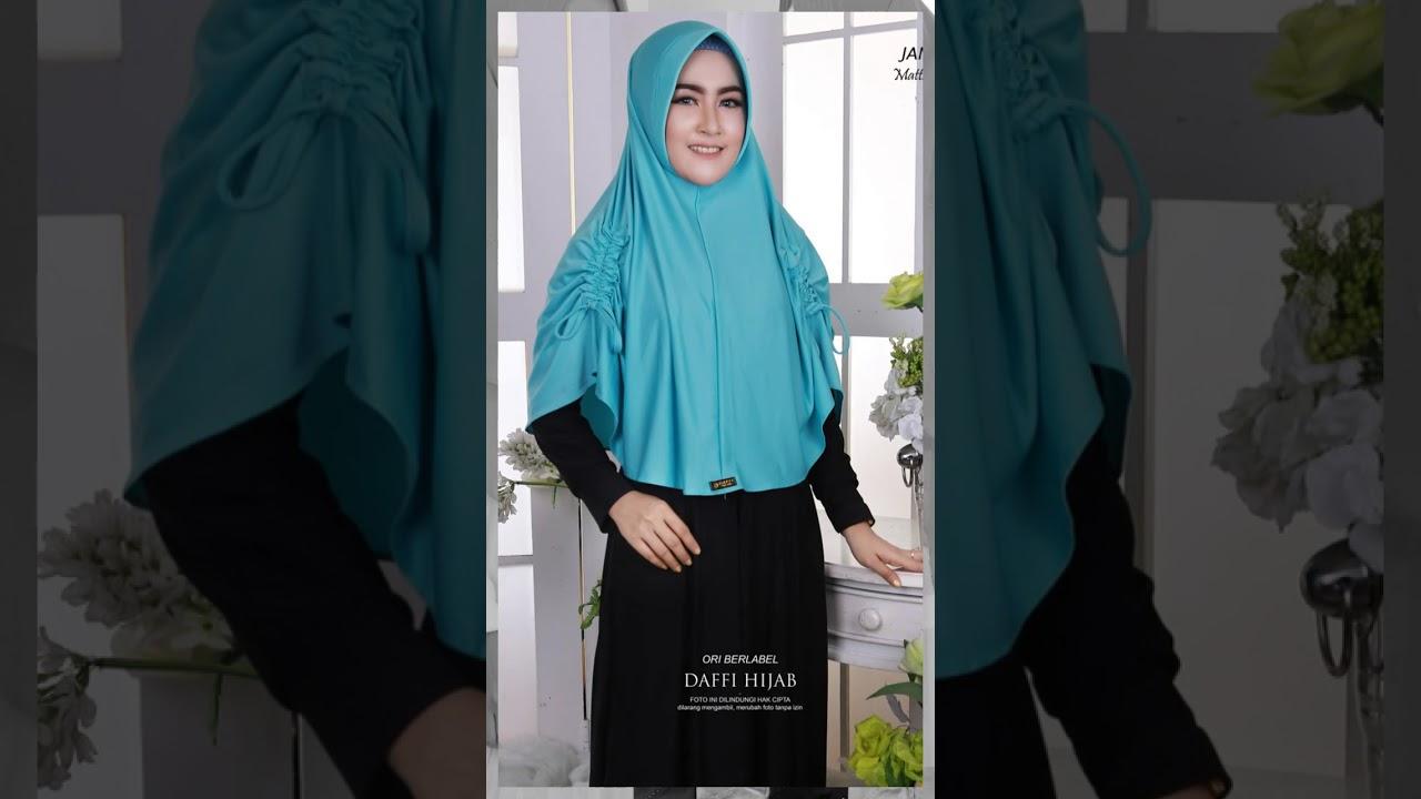 Hijab Harga Grosir 0856 0846 9145 Wa Hijab Daffi Youtube