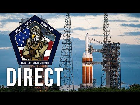 Revoir le lancement Delta IV Heavy/NROL-82 commenté FR
