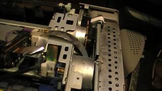 Принтер HP 2550 печатает только жёлтым цветом ремонт проблемы