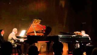"""2台ピアノ チェレプニン Tcherepnin """"RONDO"""""""