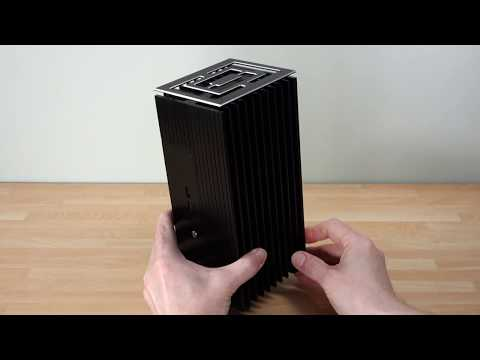 First Look - Fanless 8th Gen I7 NUC Mini PC - Totally Silent But Powerful