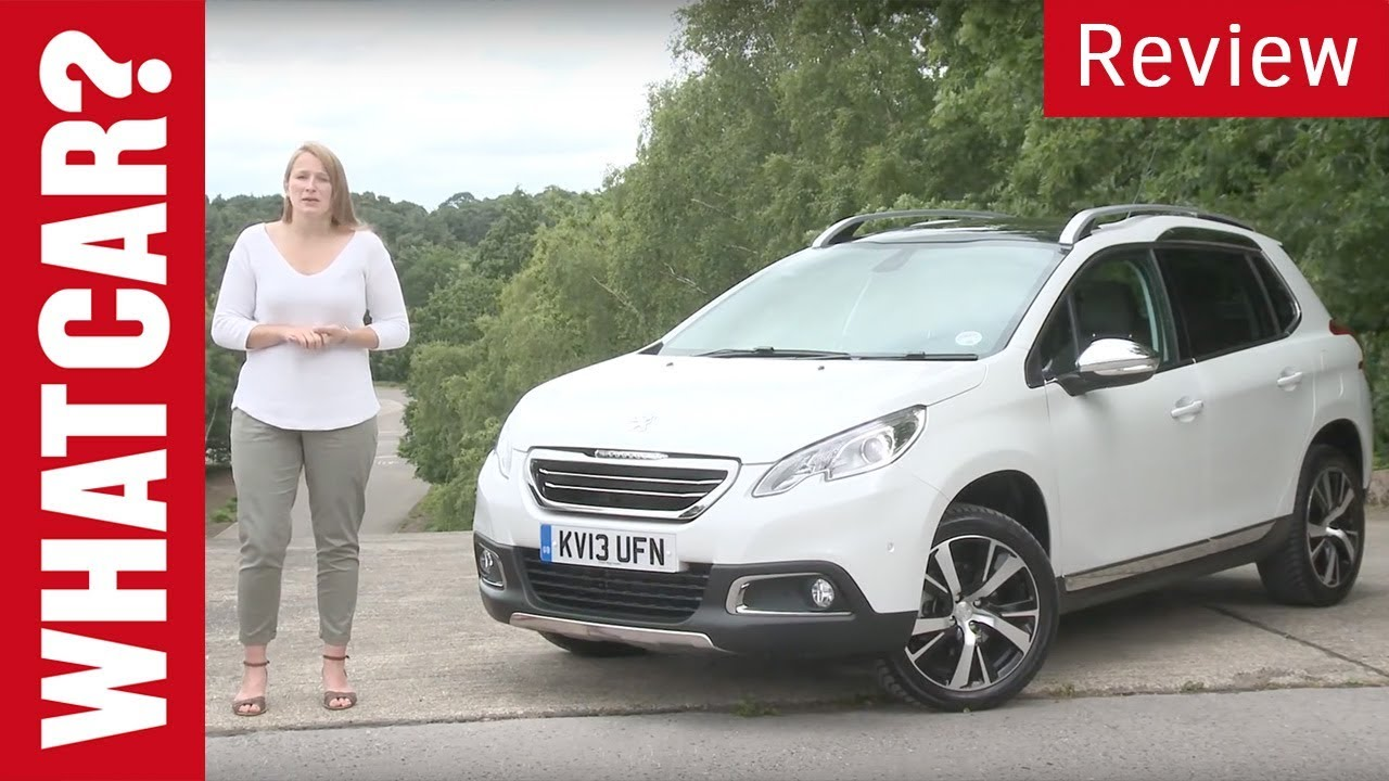 2013 Peugeot 2008 Review What Car Youtube