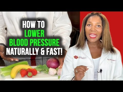 How To Lower Blood Pressure Naturally [2021]