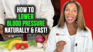 Today, i'm going to give you ways lower your blood pressure naturally and quickly. high pressure, or hypertension, is a leading cause of heart disea...