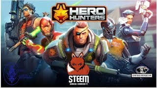 HERO HUNTERS LIVE ANDROID 2018