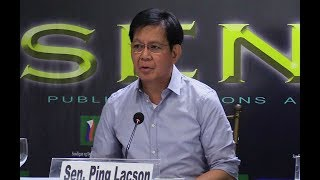 Lacson says Sara Duterte is his top choice among PH young leaders