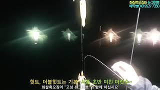 뉴그린호 화살촉오징어 어젯밤 조황 세자리수 돌파~