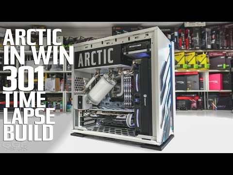 Arctic - In Win 301 Time-Lapse Build