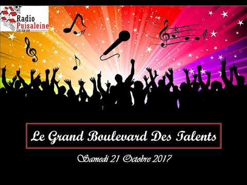 Le Grand Boulevard des Talents - 21 Octobre 2017