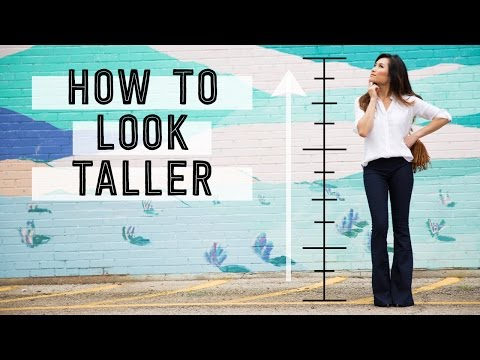 How to Look Taller | Fashion Tips and Tricks for Short Petite People | Miss Louie