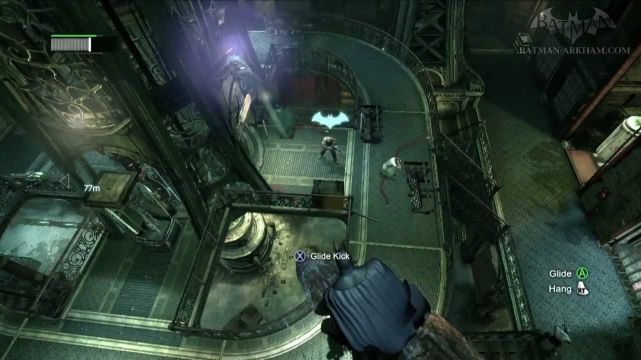 Batman: Arkham City Wiki Guide - IGN