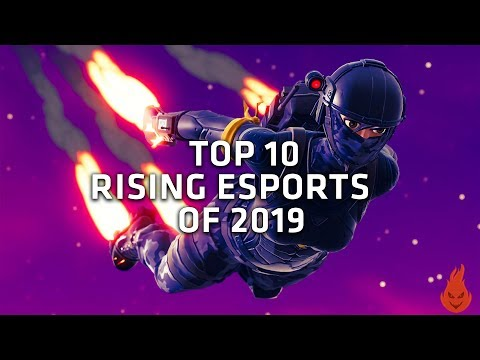 The Rising Esports Games Of 2019!