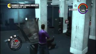 Saints Row 2 - The Ronin Stronghold 2 - Humbolt Park Science Museum (1080 HD)