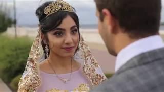 Рашид и Ася,свадебный клип 19 09 2017
